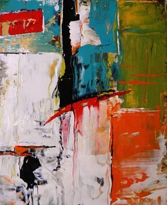 Painting - Falls IIi by Tia Marie McDermid
