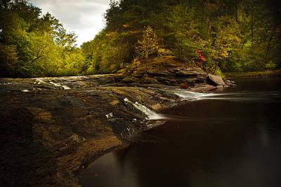 Mills Photograph - Falls Mill by Shane Holsclaw
