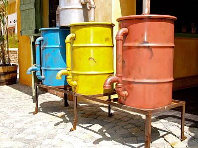 Photograph - Falmouth Jamaica 1 by LeeAnn Alexander