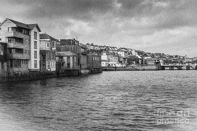 Photograph - Falmouth Waterfront by Brian Roscorla