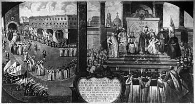 False Dmitry I Coronation Art Print