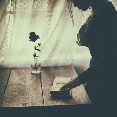 Photograph - Family Album by Magdalena Russocka