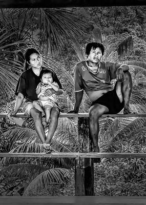 Photograph - Family Life by Maria Coulson