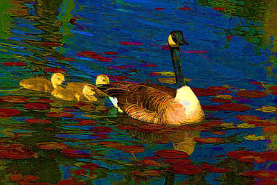 Photograph - Family Outing by Brian Davis