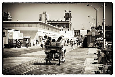 Photograph - Family Ride by John Rizzuto