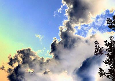 Whalen Photograph - Fanciful Sky by Jim Whalen