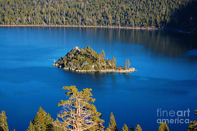 Photograph - Fannette Island by Debra Thompson