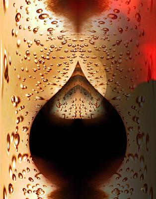 Abstract Digital Art Mixed Media - Fantasia by Gerlinde Keating - Galleria GK Keating Associates Inc