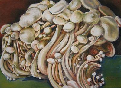 Pastel - Fantasia by Outre Art  Natalie Eisen
