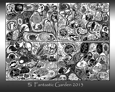 Fantastic Garden 2013 Original
