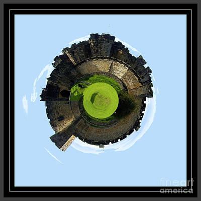 Photograph - Fantasy Castle by Malcolm Suttle