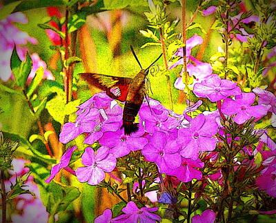 Mellow Yellow - Fantasy Garden by Rodney Lee Williams
