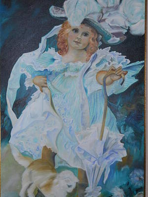 Painting - Fantasy by Joyce Reid