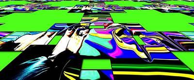 Etc. Digital Art - Far Away by HollyWood Creation By linda zanini