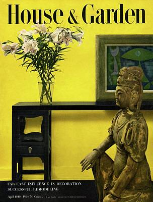 Exoticism Photograph - Far-east Influenced Decoration by Haanel Cassidy