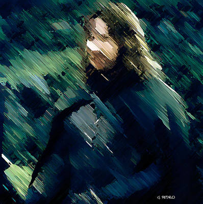 Painting - Faramir by George Pedro