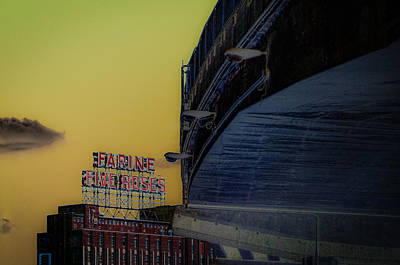Photograph - Farine Five Roses Solar by Martin New