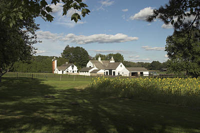 Photograph - Farm House In Pa by Paul Ross