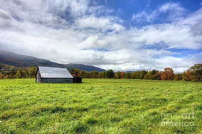 Photograph - Farm In Valley Near Dolly Sods by Dan Friend