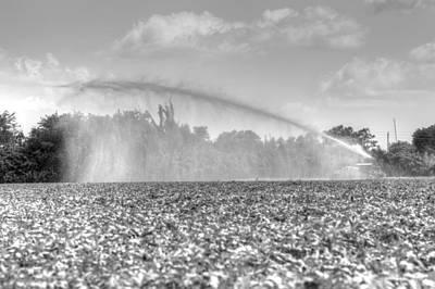 Photograph - Farm Land by Frederic BONNEAU Photography