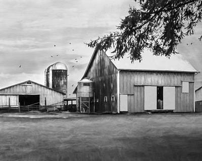 Photograph - Farm Life by Kim Swanson