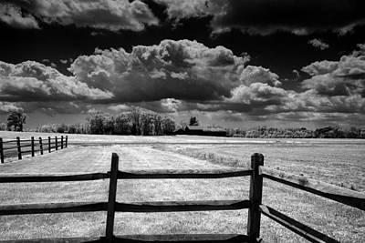 Photograph - Farm by Raymond Salani III
