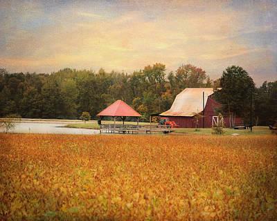 Photograph - Farm Refuge by Jai Johnson