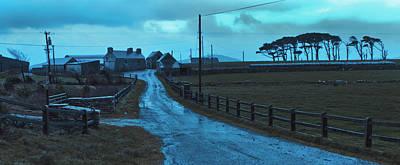 Photograph - Farm West Cork by E j Carr