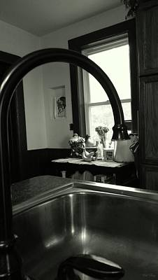 Decorative Sinks Photograph - Farmhouse Kitchen by Wild Thing