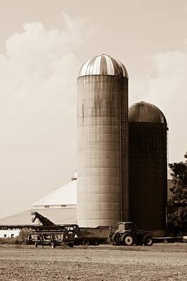 Photograph - Farming Is My Life by Rhonda Barrett