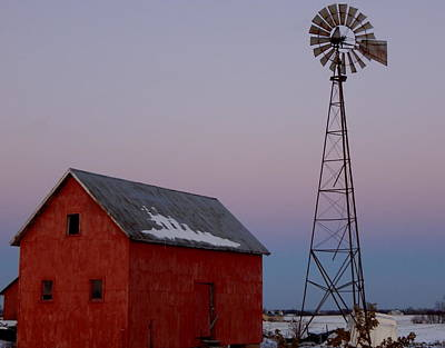 Photograph - Farmland Hues by Wild Thing