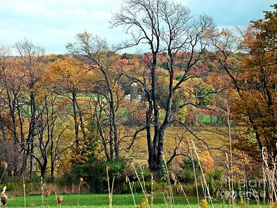 Farmland In Treelace Original