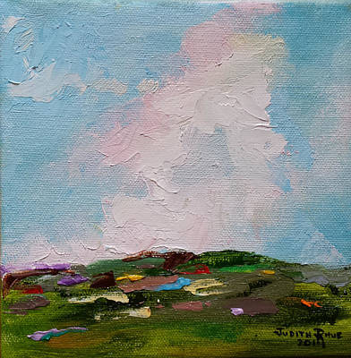 Painting - Farmland Iv by Judith Rhue