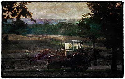Photograph - Farm's Morning by Kimberleigh Ladd