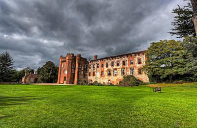 Farnham Photograph - Farnham Castle by Graham Markham