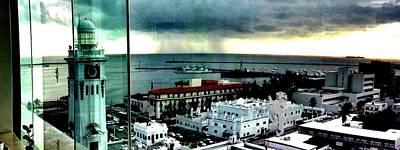 Photograph - Faro De Veracruz by Radioshey