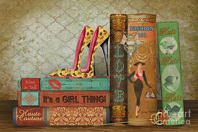 Fashion 101 Original by Jean Plout