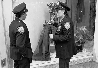 Photograph - Fashion Police by Dave Beckerman