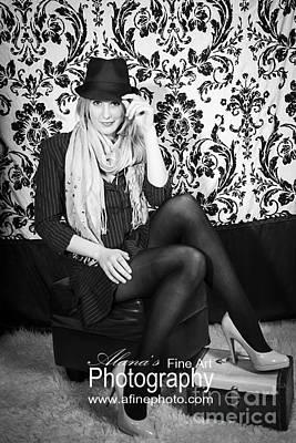 Photograph - Fashion Portraits  by Alana Ranney