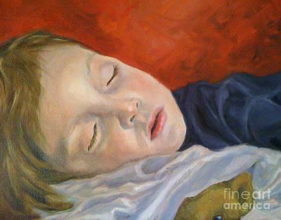 Painting - Fast Asleep by Hope Lane