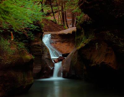 Photograph - Fast Flowing by Haren Images- Kriss Haren