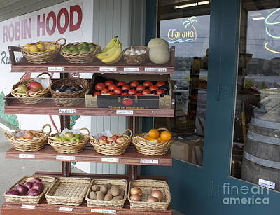 Photograph - Fast Food At The Union Country Store by Terri Thompson