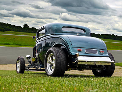 Ford Lowrider Photograph - Fast N Loud by Gill Billington