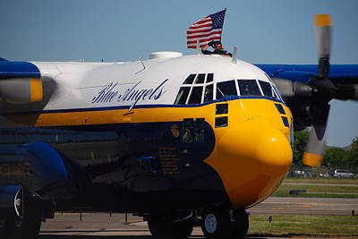 Photograph - Fat Albert by John Schneider