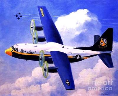 Painting - Fat Albert by Stephen Roberson