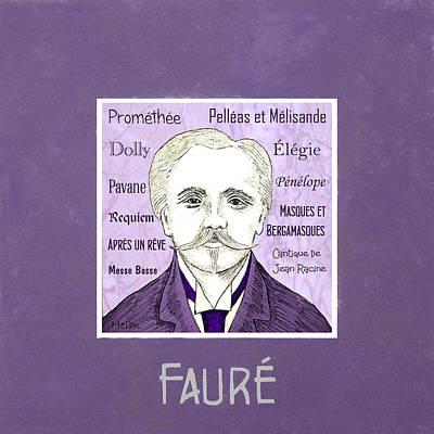 Faure Art Print by Paul Helm