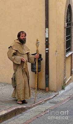 Pittsburgh According To Ron Magnes - Faux Monk by John Malone