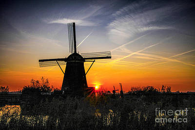 Photograph - Favorite Windmill by Rick Bragan