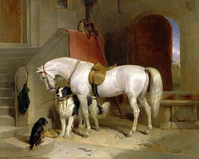 Cambridge Painting - Favourites, The Property Of H.r.h by Litz Collection