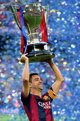 Photograph - Fc Barcelona V Rc Deportivo La Coruna - by Alex Caparros